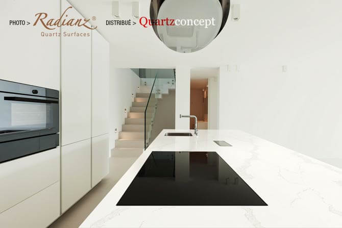 Willow couleur de quartz Radianz