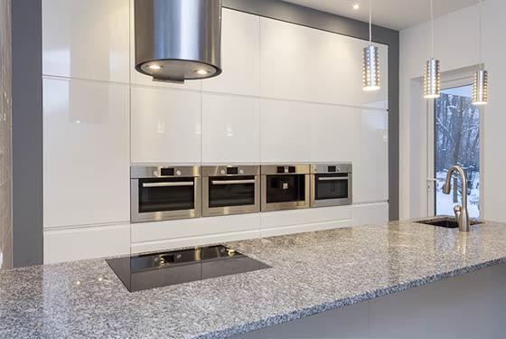 comptoir de cuisine en granite Arsenal