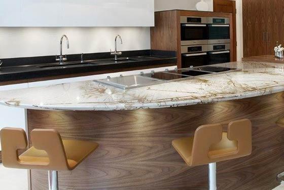comptoir de cuisine en granite Naturoc