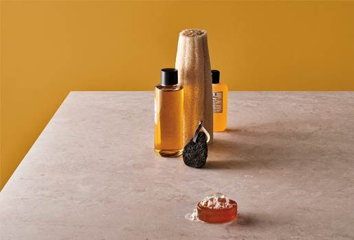 Comptoir de Quartz Caesarstone 4643 flannel grey