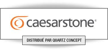 Quartz Caesarstone comptoir de cuisine