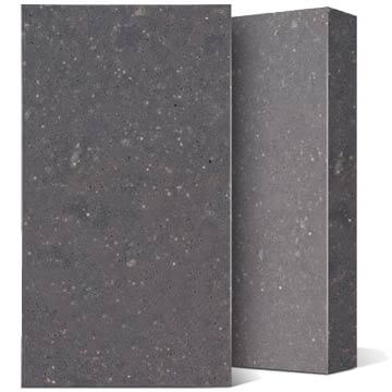 Quartz Compact couleur Dark Concrete