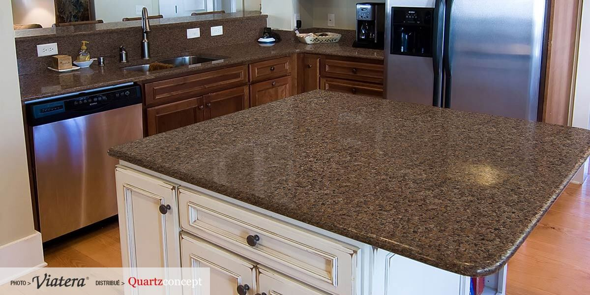 Quartz Viatera RoyalTeak