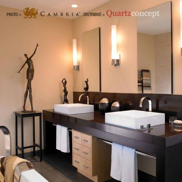 oakhampton Quartz Cambria | comptoir de cuisine