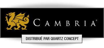 Quartz Cambria comptoir de cuisine
