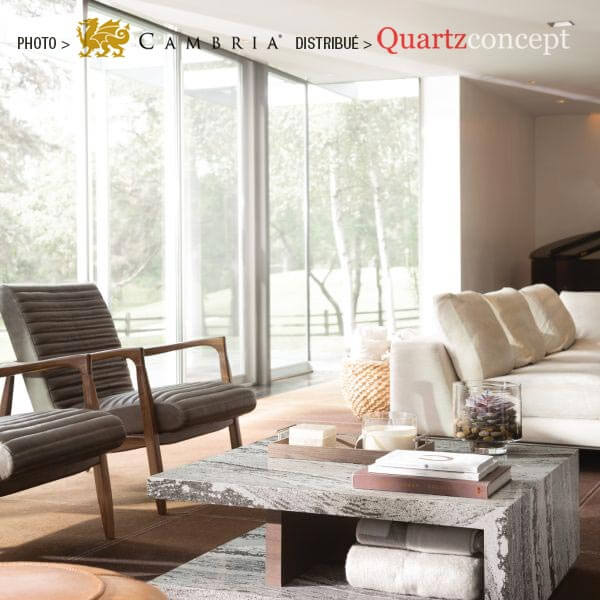 roxwell Quartz Cambria | comptoir de cuisine | Repentigny, Mascouche, Terrebonne