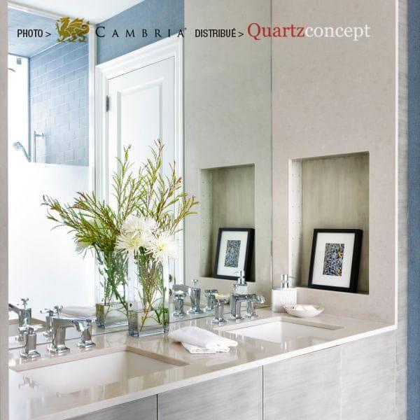 templeton Quartz Cambria | comptoir de cuisine | Repentigny, Mascouche, Terrebonne